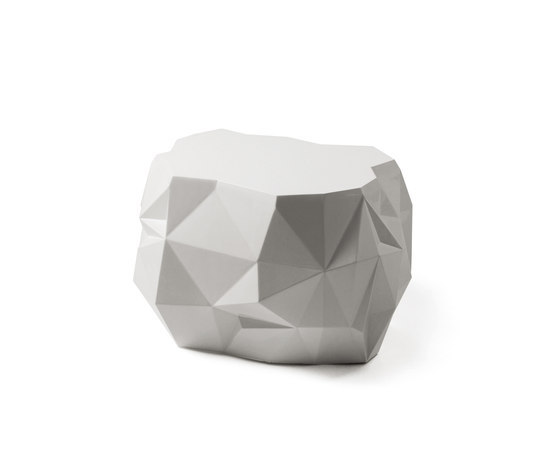 Arctic Rock small by JSPR | Side tables