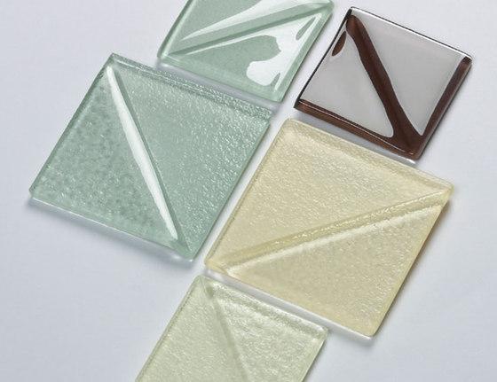PopOver Design Glass Tiles di UltraGlas | Piastrelle vetro