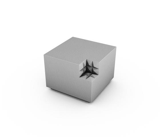 Minimal+ pouf by JSPR | Poufs
