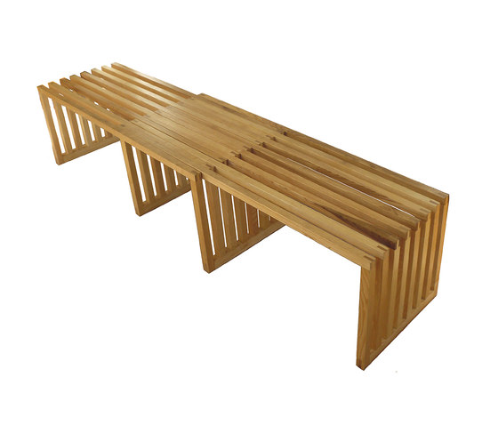 Yin Yang Bench by Andreas Janson | Benches