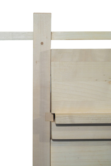 Rieck Shelf by Andreas Janson | Built-in wardrobes