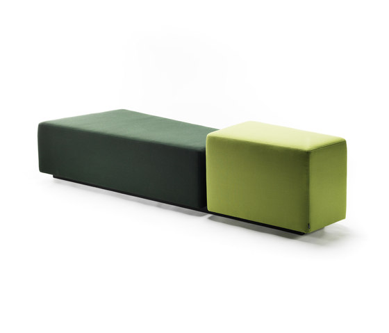 Diagonal by Martela | Waiting area benches