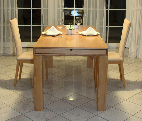 Godfather Table by Andreas Janson | Dining tables
