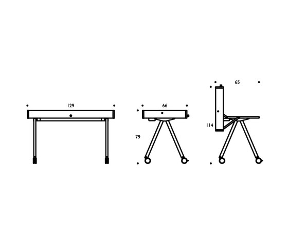 MyBox by Martela | Reading / Study tables