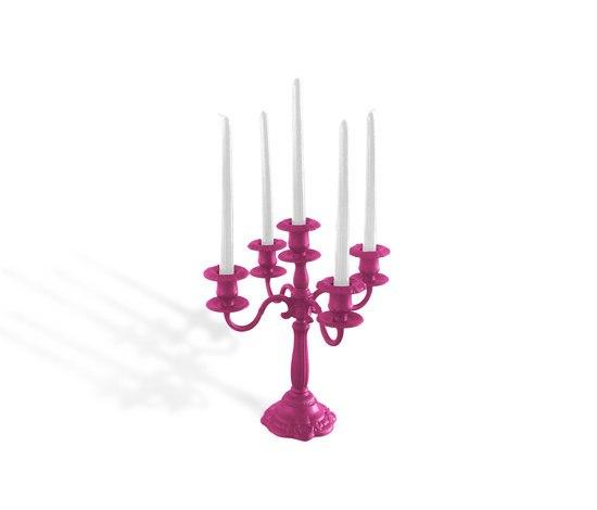 Plastic Fantastic candelabra by JSPR | Candlesticks / Candleholder