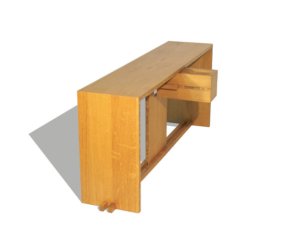 Negesti Table de Andreas Janson | Tables consoles