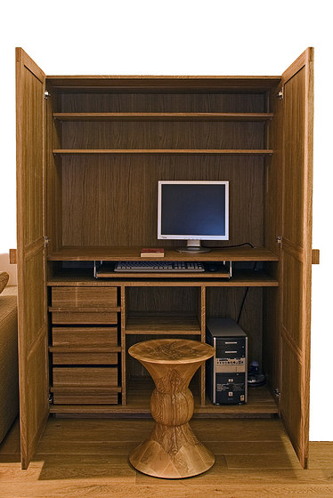 Workstation by Andreas Janson | Cabinets