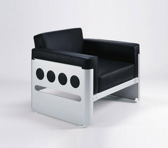 Galaxy chair von Vertrieb durch prodomoWien | Sessel
