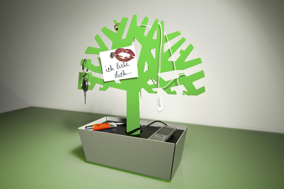 tree of charge de Radius Design | Boîtes de rangement