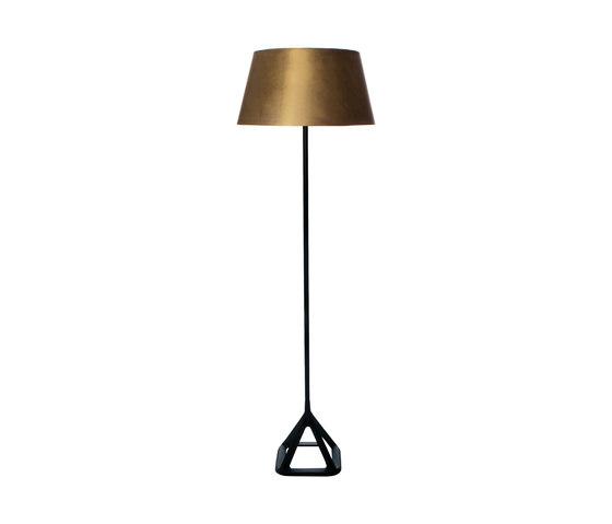Base Brass Floor Light by Tom Dixon   General lighting