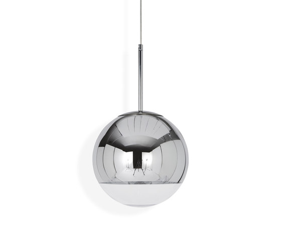 Mirror Ball Pendant 25cm by Tom Dixon | Suspended lights