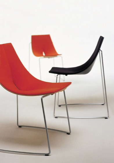 Vera A3 by Mobel | Visitors chairs / Side chairs