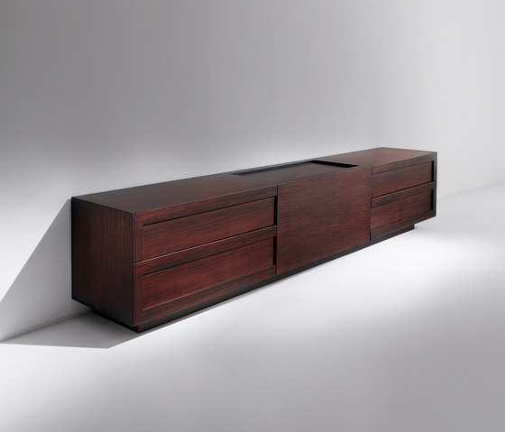 Sculture | Sideboard ML 30 B by Laurameroni | Sideboards
