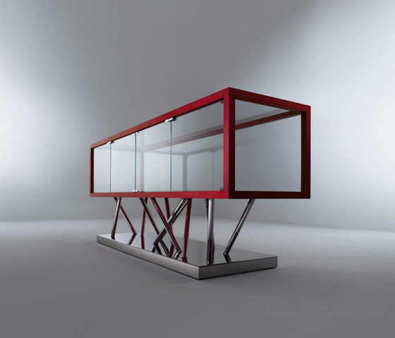 Sottsass | Sideboard SA 02 by Laurameroni | Display cabinets
