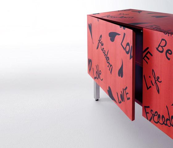 Intarsia | Sideboard Freedom de Laurameroni | Buffets