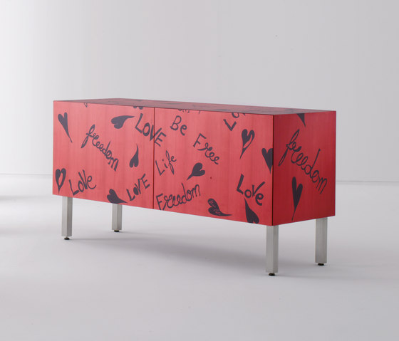 Intarsia | Freedom by Laurameroni | Sideboards