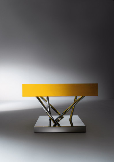 Sottsass | Table basse SA 04 de Laurameroni | Tables d'appoint