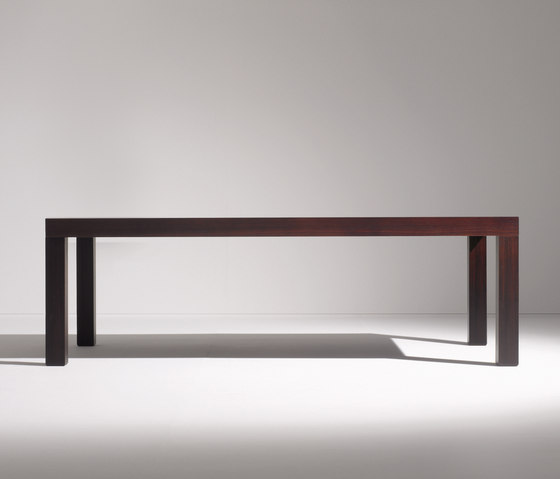 Sculture | Table ML 52 by Laurameroni | Dining tables