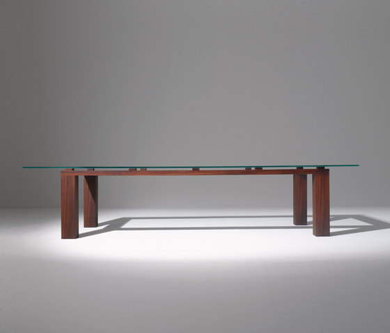 Maxima | Table BD 01 A by Laurameroni | Dining tables