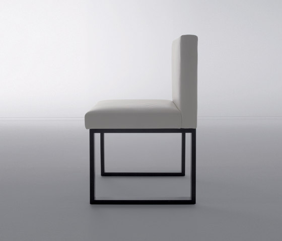 Maxima | Chair BD 03 by Laurameroni | Visitors chairs / Side chairs