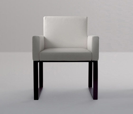 Maxima | Chair by Laurameroni | Visitors chairs / Side chairs