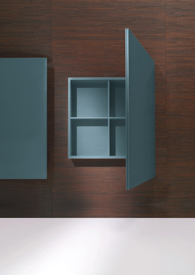 Decor | Wall Covering Panel with cupboard von Laurameroni | Regale