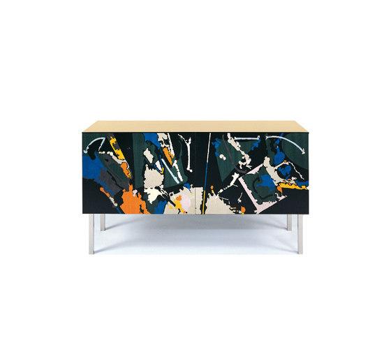 Credenza | Intarsia E.F.2 by Laurameroni | Sideboards