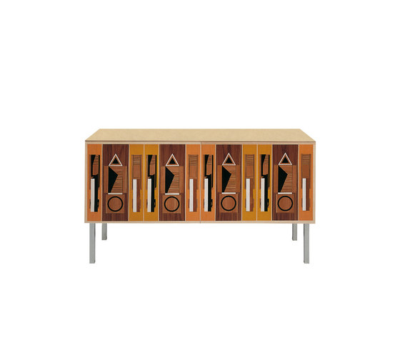 Credenza | Intarsia A.R.2 by Laurameroni | Sideboards