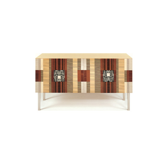 Credenza | Intarsia B.G.1 by Laurameroni | Sideboards