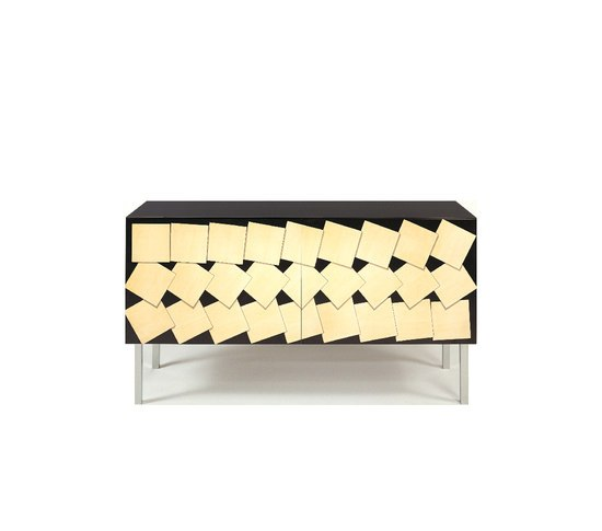 Credenza Intarsia M.M.2 by Laurameroni | Sideboards