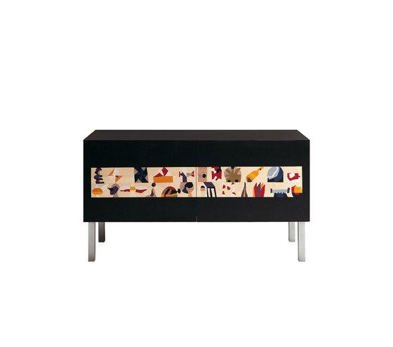Credenza | Intarsia NESPORAMA by Laurameroni | Sideboards