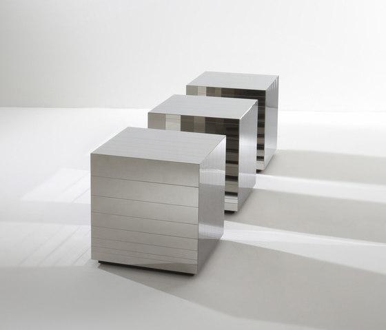 Stars | Tavolino Cubo ST31M di Laurameroni | Tavolini di servizio