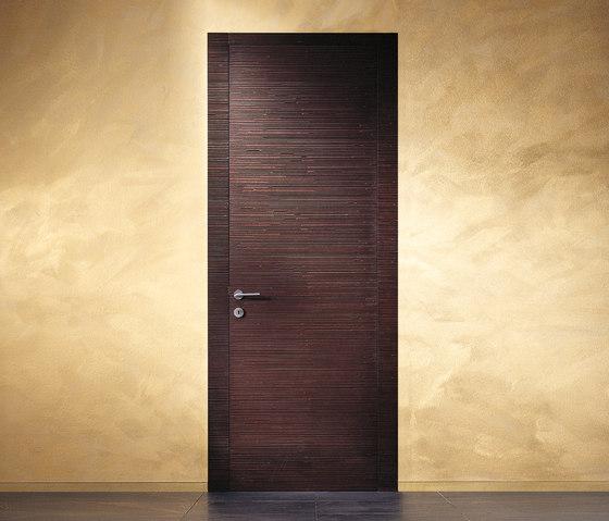 Decor | Hinged Door BD 16 von Laurameroni | Innentüren