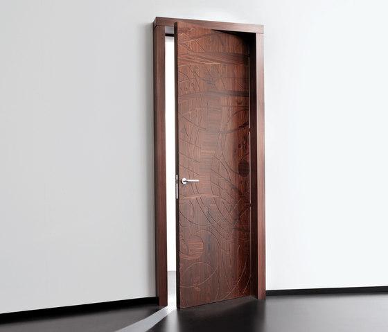 Graffiti   Door Lettera by Laurameroni   Internal doors
