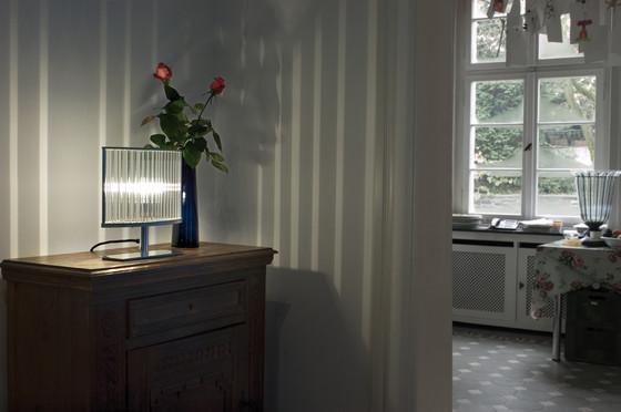 Stilio table lamp brushed by Licht im Raum | General lighting