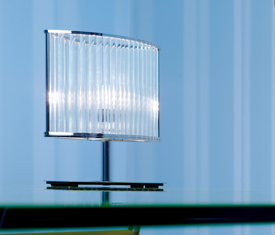 Stilio table lamp hand polished by Licht im Raum | General lighting