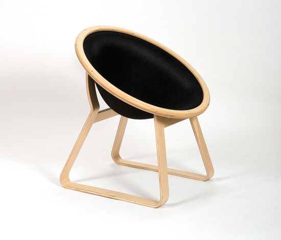 Be Inspireled Easy Chair von Green Furniture Concept | Loungesessel
