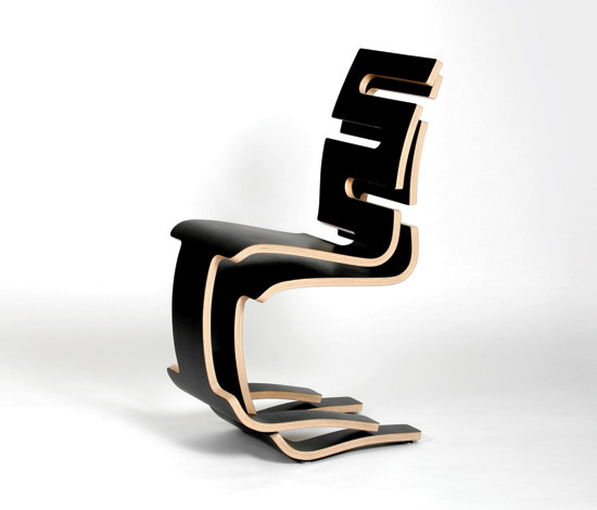Stack C Chair by Green Furniture Concept | Chairs