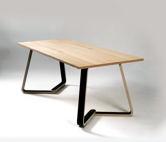 Twin C Dining Table von Green Furniture Concept | Esstische