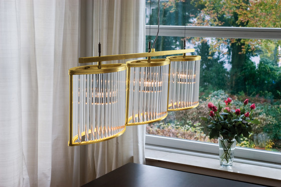 Stilio 3 Brass pure by Licht im Raum | General lighting
