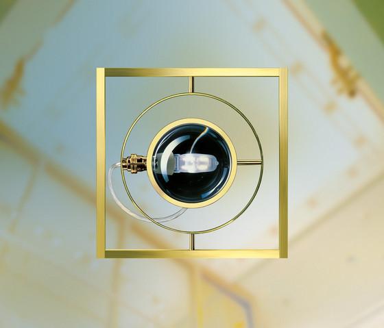 Ocular 1 pure brass de Licht im Raum | Iluminación general