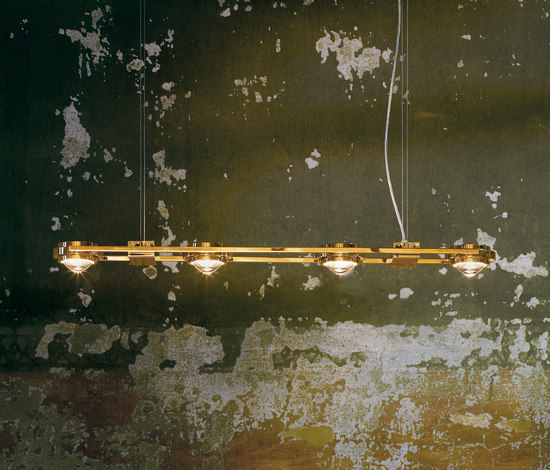 Ocular 4 Brass pure by Licht im Raum | General lighting