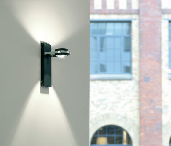 Ocular wall lamp black by Licht im Raum | General lighting