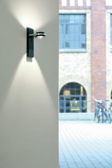 Ocular Wandleuchte schwarz von Licht im Raum | Allgemeinbeleuchtung