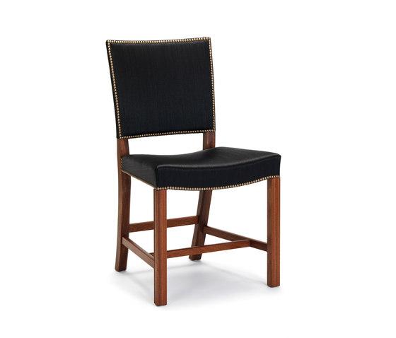 The Red Chair horsehair by Carl Hansen & Søn | Restaurant chairs