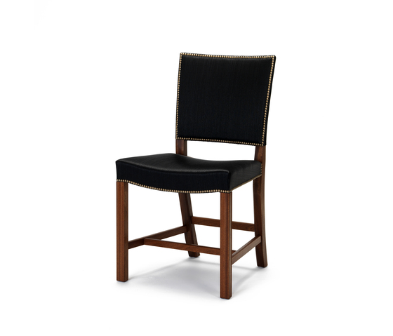 The Red Chair horsehair by Rud. Rasmussen | Restaurant chairs