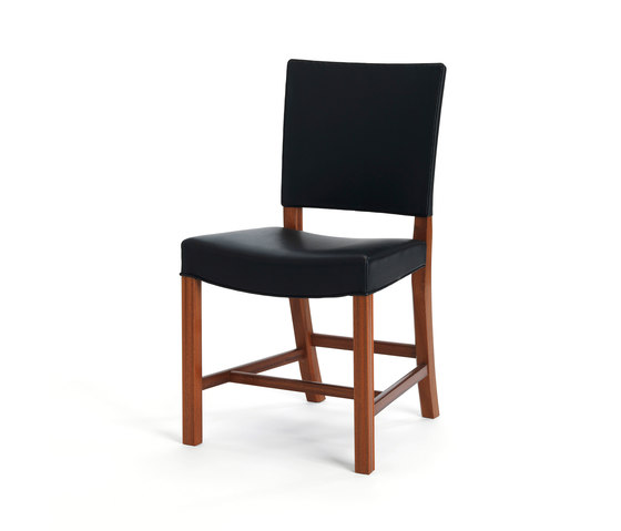 The Red Chair 3949 by Carl Hansen & Søn | Restaurant chairs