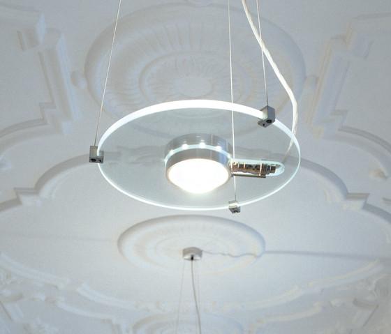 Solo Big 100 von Licht im Raum | Allgemeinbeleuchtung