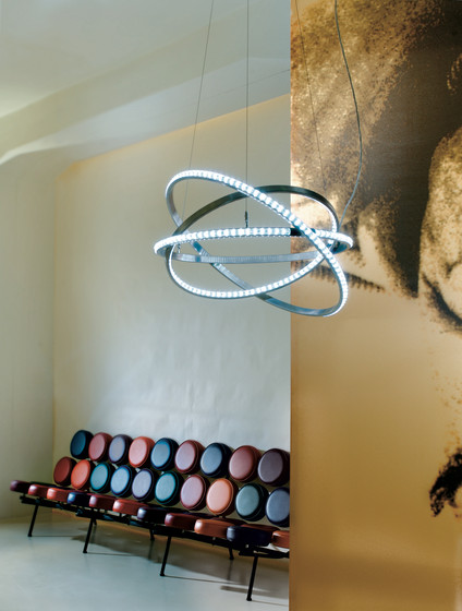 Dione 550 LED de Licht im Raum | Iluminación general