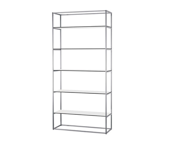 H 12 VA HPL Less by Hansen | Shelving systems